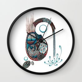 Gestazione Wall Clock