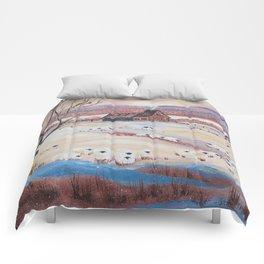 Diane L - La bergerie Comforters