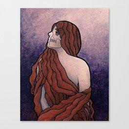 Fontaine Canvas Print