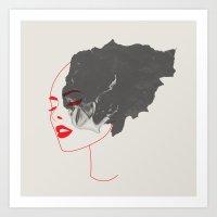 feminism Art Prints featuring Feminism by 83 Oranges™