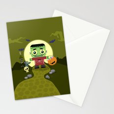 Frankie goes to Halloween Stationery Cards