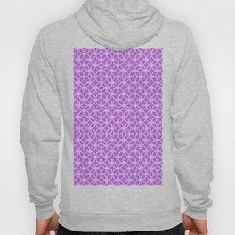 Trellis_Purple Hoody