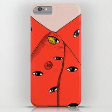 Eye pattern iPhone 6s Plus Slim Case