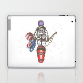 The Last Spaceman Laptop & iPad Skin