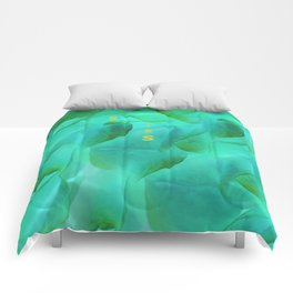 Under water gg Comforters
