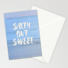 Salty but Sweet Stationery Cards