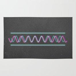 Sound Waves Rug