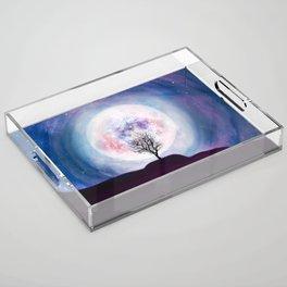 Hope Acrylic Tray