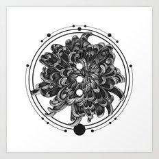 Elliptical III Art Print