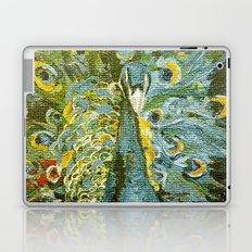 Green Peacock  Laptop & iPad Skin