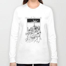 Zombie Vibes Long Sleeve T-shirt