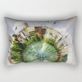 Wasserburg-am-Inn (Bavaria/Germany) Rectangular Pillow