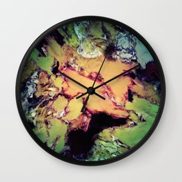 Bathe Wall Clock