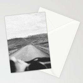 ON THE ROAD XVII Stationery Cards