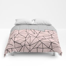 Ab Lines 45 Dogwood Comforters