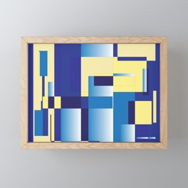 Shutdown Framed Mini Art Print