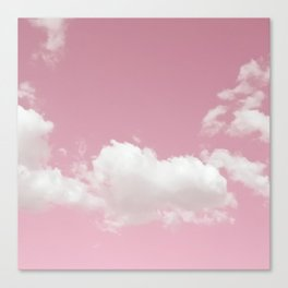 Sweetheart Sky Canvas Print