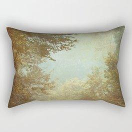 Fairytale trees Rectangular Pillow