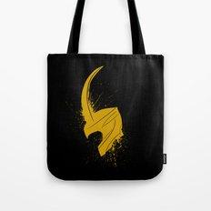 Mischief Splatter Tote Bag