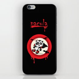 pacula... iPhone Skin