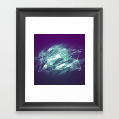 Abstract 56031128 color Framed Art Print