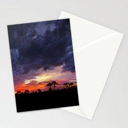 Spring Sunset Stationery Cards