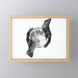 The Magic of the Universe Framed Mini Art Print