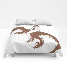 Dino Demi Comforters