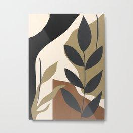 Abstract Art 57 Metal Print