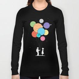 giving planet Long Sleeve T-shirt