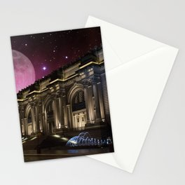 Spacey Metropolitan Museum Stationery Cards
