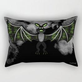 Big Bat Rectangular Pillow