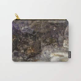 Tiny geode crystal cave #2 Carry-All Pouch