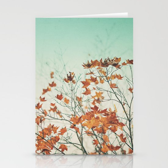 Falling Slowly  Stationery Cards