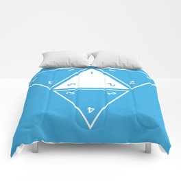 Unrolled D4 Comforters