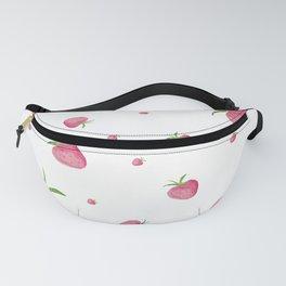 Strawberry Pattern Fanny Pack