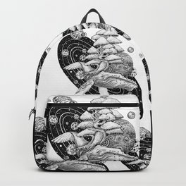 Space Whale Backpack
