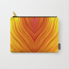 stripes wave pattern 3 eei Carry-All Pouch