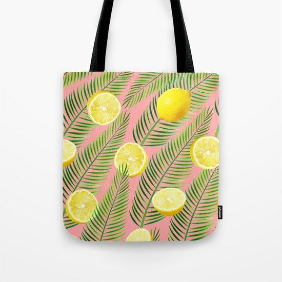 Lemons #society6 #decor #buyart Tote Bag