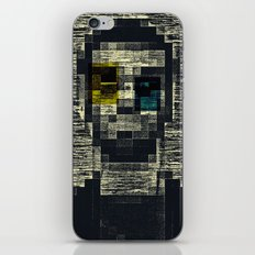 Self Portrait Ver. 3 iPhone & iPod Skin