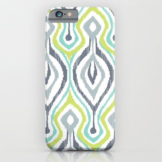 Sketchy IKAT iPhone & iPod Case
