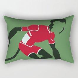 Beast Boy Minimalism Rectangular Pillow