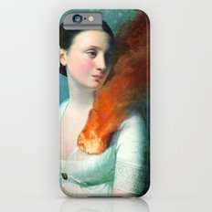 Portrait of a Heart iPhone 6s Slim Case