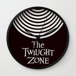 The Twilight Zone Wall Clock