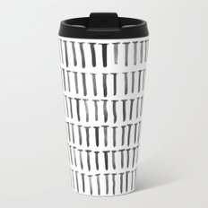 Nails watercolor Metal Travel Mug