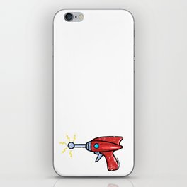 Ray Gun iPhone Skin