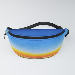 Solar Eclipse Fanny Pack