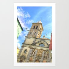 St. Saviour's priory (The Dominican Church) Art Print