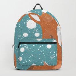 Fox Winter Backpack