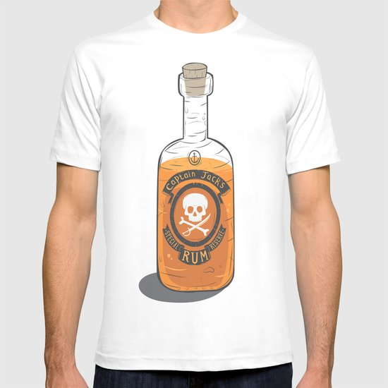 Captain Jack's Special Rum Reserve T-shirt